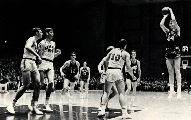 Dan Issel Kentucky