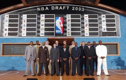 2003 NBA Draft Class
