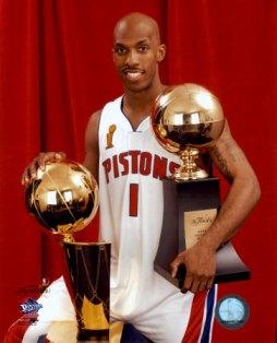 Chauncey Billups MVP des Finales 2004