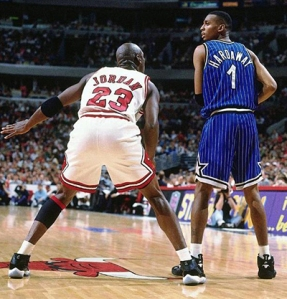 1995 Eastern Conference Semi-Finals Game 4: Orlando Magic vs. Chicago Bulls