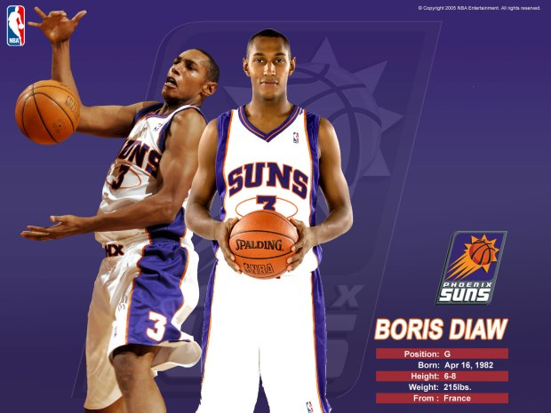 Boris Diaw - Phoenix Suns