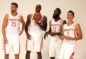 Les Houston Rockets, surprises des playoffs 2014 ?