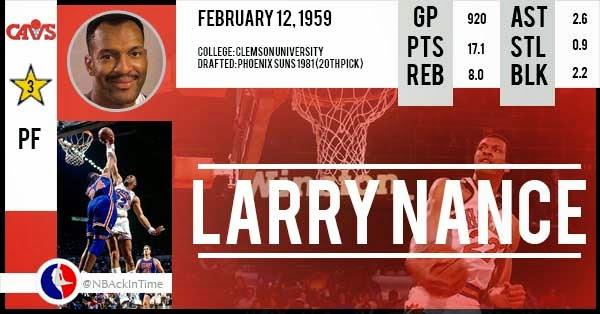 LarryNanceStats