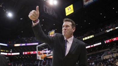 Suns0203 Dan Majerle Suns Assistant Coach