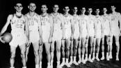 L'équipe des Minneapolis Lakers en 1948-1949