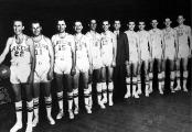 L'effectif des Lakers 1949-1950