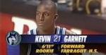 [Collector] Le premier match NBA de Kevin Garnett en 1995