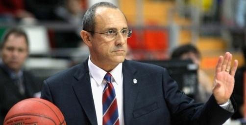 Pascal Donnadieu souligne le travail de coaching effectué par Ettore Messina (c) euroleague.net