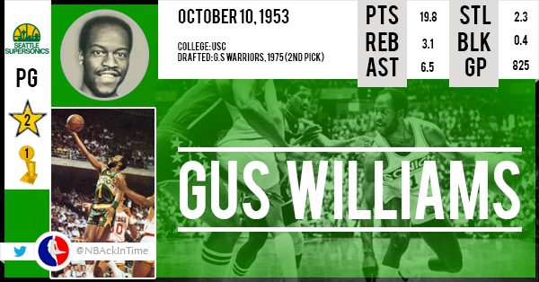 Gus Williams