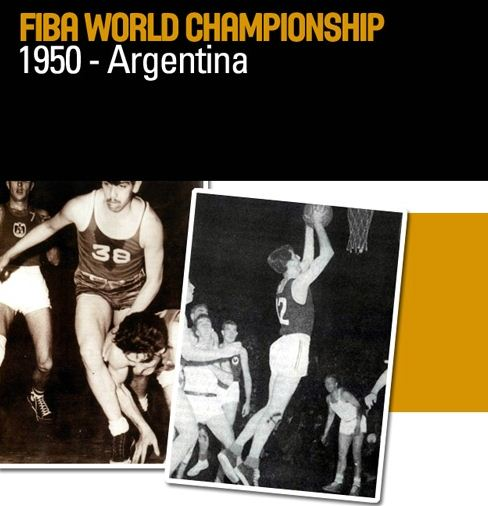 World-Cup-History-of-Fiba-1950-Buenos-Aires-Argentina