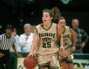 Becky Hammon - Colorado State Rams (c) csurams com