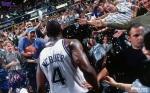 Les 51 points et 26 rebonds de Chris Webber en 2001