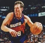 La d�livrance des Suns par Dan Majerle � 13 secondes du buzzer en 1993