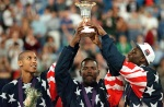 Loin de Barcelone, le Team USA confirme sa domination en 1994