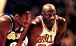 Le match r�tro de la semaine : Kobe Bryant Vs Michael Jordan