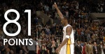 [Happy Birthday] Les 81 points de Kobe face � Toronto