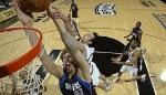 Dirk Nowitzki prive les Spurs d'une finale de Conf�rence en 2006