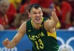 Sarunas Jasikevicius, le sniper lituanien du basket europ�en