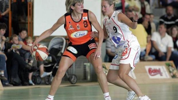 Cathy Melain - Bourges (c) Stephane Geffroi