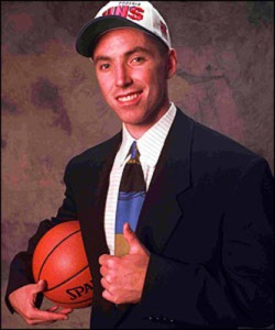 Steve Nash - draft 1996 -Phoenix (c) operationsports