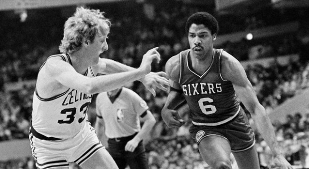 76ers vs Celtics NBA Playoffs 1980