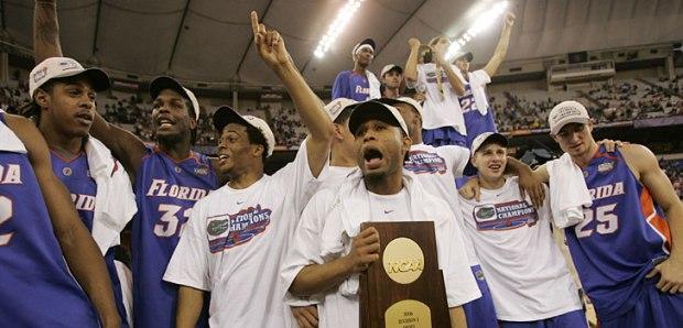 Florida Champion NCAA 2006 (c) Usa Today