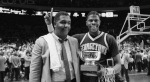 [NCAA] La cons�cration des Hoyas de Georgetown en 1984
