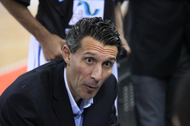 Laurent Sciarra, ex-coach à Rouen (c) Vincent Janiaud