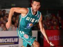 Laurent Sciarra, sa saison dernière saison en Pro A à Pau (c) Panoramic