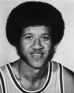 1981 file photo of Lakers Walt Wesley.