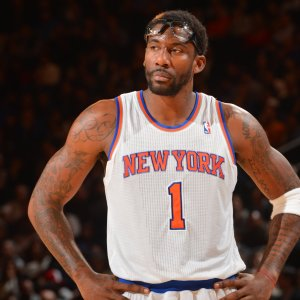 Amare Stoudemire Knicks (c) Jesse D Garabant - Getty Images