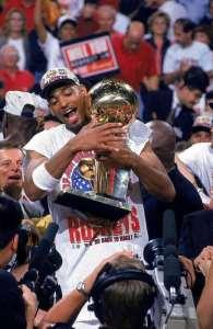 Robert Horry - champion avec les Houston Rockets (c) Sbnation