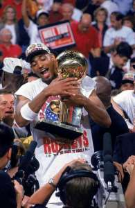 Robert Horry - champion avec les Houston Rockets (c) Sbnation