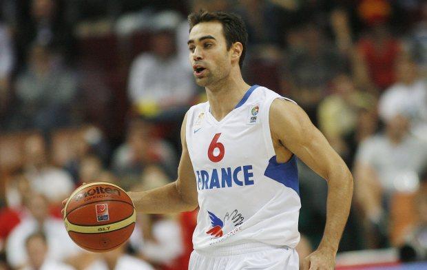 Aymeric Jeanneau en équipe de France (c) Sport24-LeFigaro