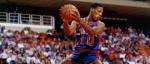 Les 34 points et 23 rebonds de Dennis Rodman contre Denver en 1986