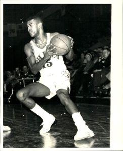 Hal Greer, MVP du 18ème ASG en 1968 (c) Sport Magazine Collection Archives