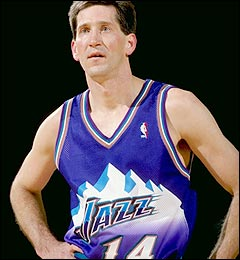 Jeff Hornacek- Utah Jazz (c) nba.com