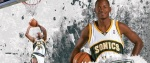 Les 54 points points de Ray Allen contre le Jazz d'Utah avec Seattle