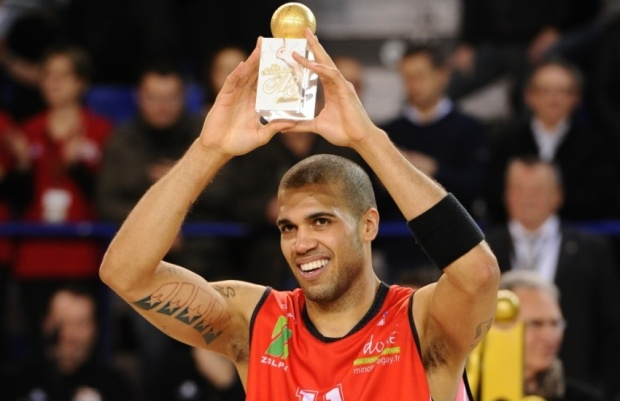 Blake Schilb MVP de la Semaine des As 2012 (c) lequipe.fr
