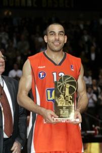 David Bluthenthal MVP de la Semaine des As 2009 (c) pb86.fr
