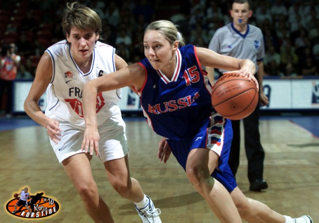 Ilona Korstine en action avec la Russie (c) ilonakorstine.com