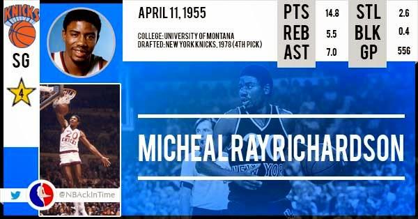 Michael-RichardsonStats