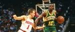 Il y a 28 ans, le rookie Nate McMillan �galait un record NBA avec 25 passes