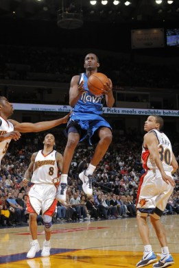 Rodrigue Beaubois - 40 points Dallas Mavericks vs Warriors (c) uweblogsports