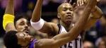 Les 50 points et 12 passes de Stephon Marbury contre les Lakers