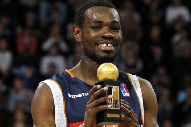 Yannick Bokolo MVP de la Semaine des As en 2011(c) lnb.fr