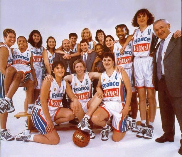 L'équipe de France va t-elle remporter un troisième Euro après celui décroché en 2001 et 2009 ? (c) FFBB
