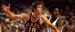 Dave Cowens en d�monstration pour son premier All Star Game en 1972