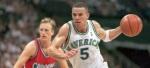 Il y a 20 ans, les 20 points et 25 passes de Jason Kidd face � John Stockton