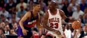 1993 NBA Finals Game 4:  Phoenix Suns vs. Chicago Bulls